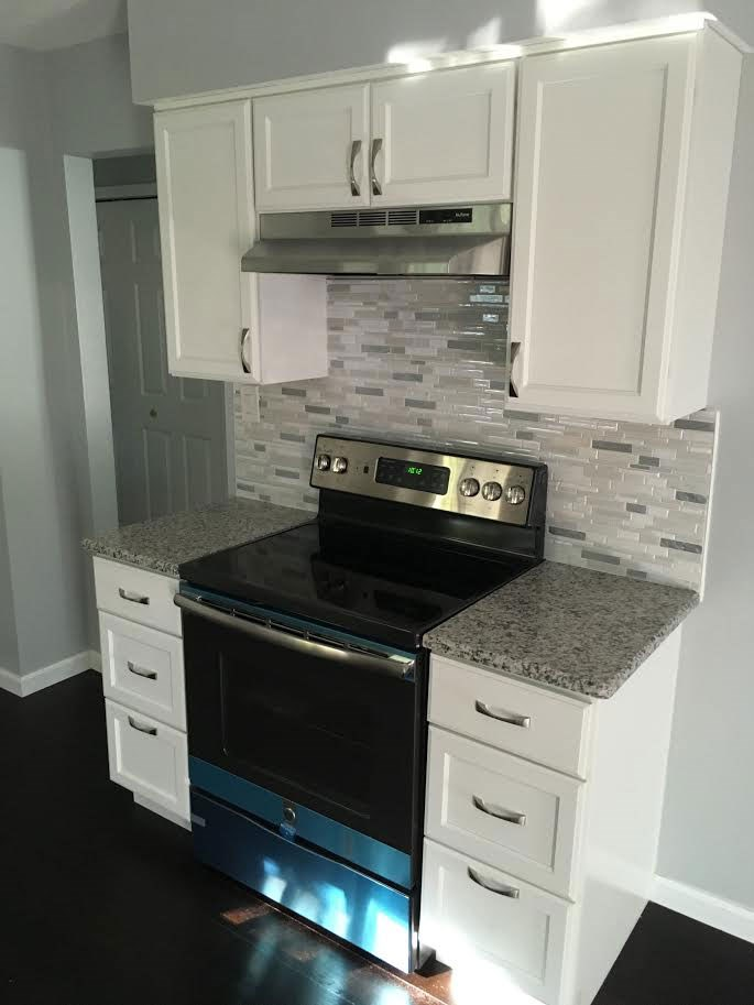 cabinets and vanities