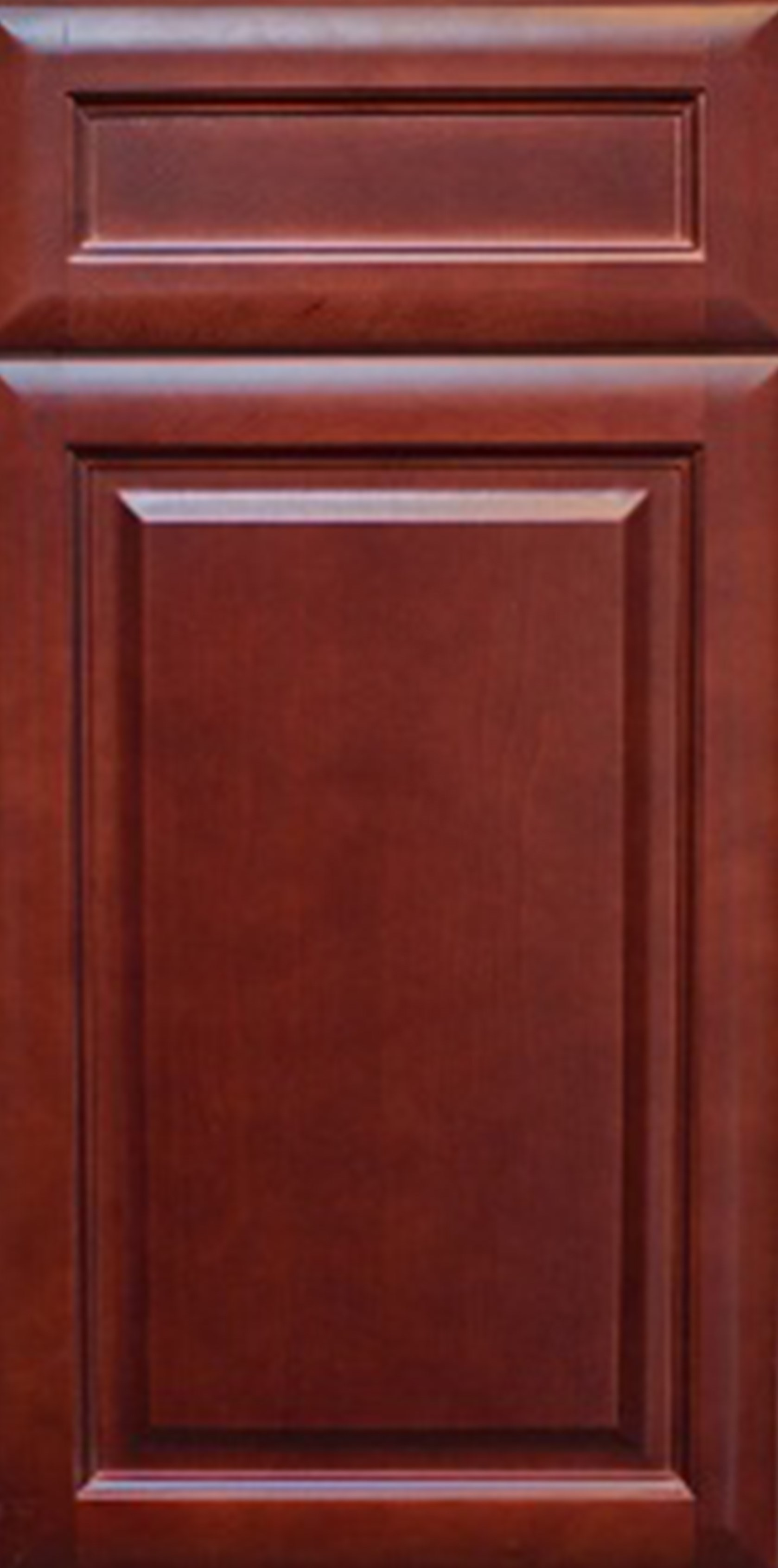 Raised Panel Cherry Forevermark Kitchen Cabinet