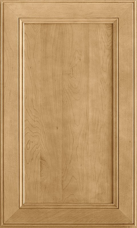 Dec. Panel Solid Maple Stain