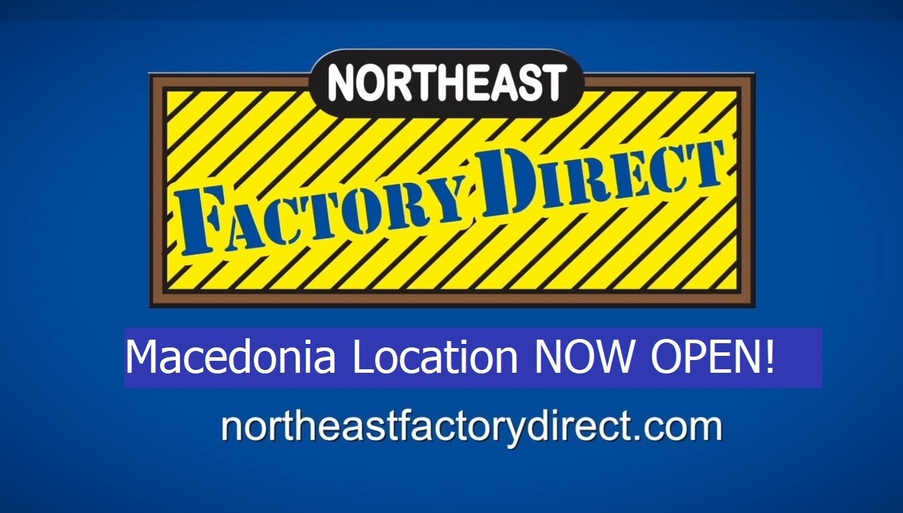 Macedonia Location Now Open!