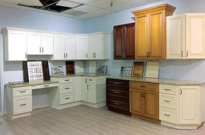 Offering Outrageously Low Prices On Kitchen Cabinets, Northeast Factory Direct Throws in Extras Free