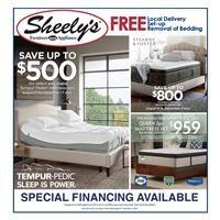 Sheely's ad