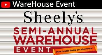 Semi-annual warehouse event