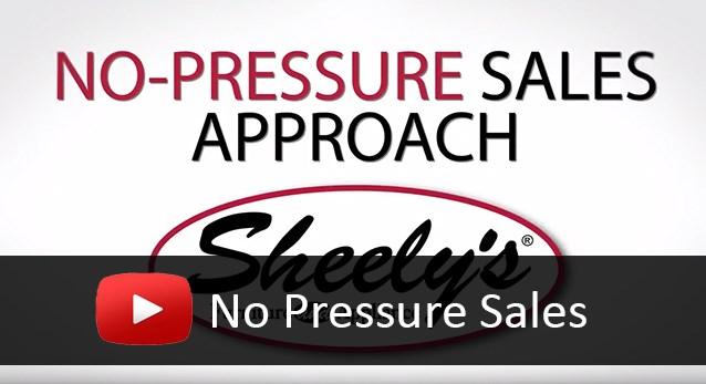 No Pressure Sales