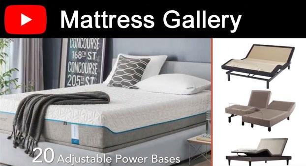 mattress gallery video thumbnail