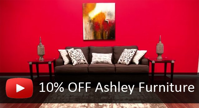 10% Off Ashley Furniture