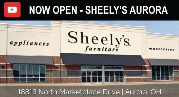 Now Open - Sheely's Aurora