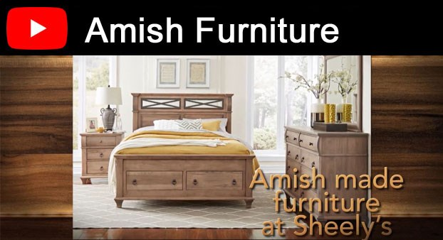 amish furniture youtube thumbnail