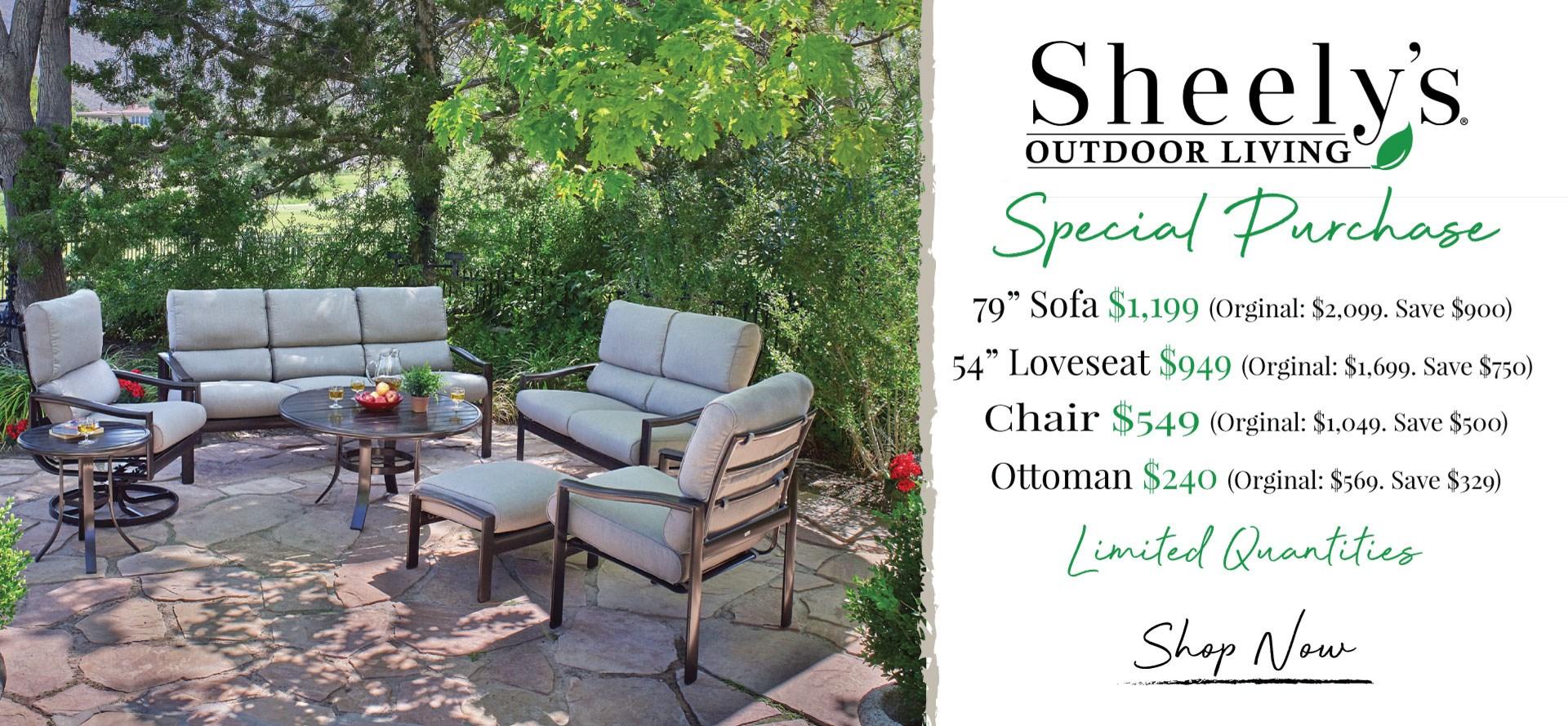 Outdoor Special Buy 2021