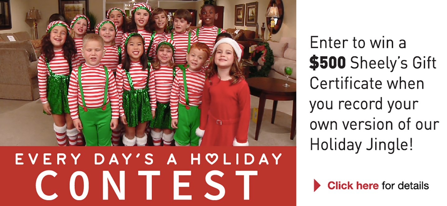 Every Day's a Holiday Contest