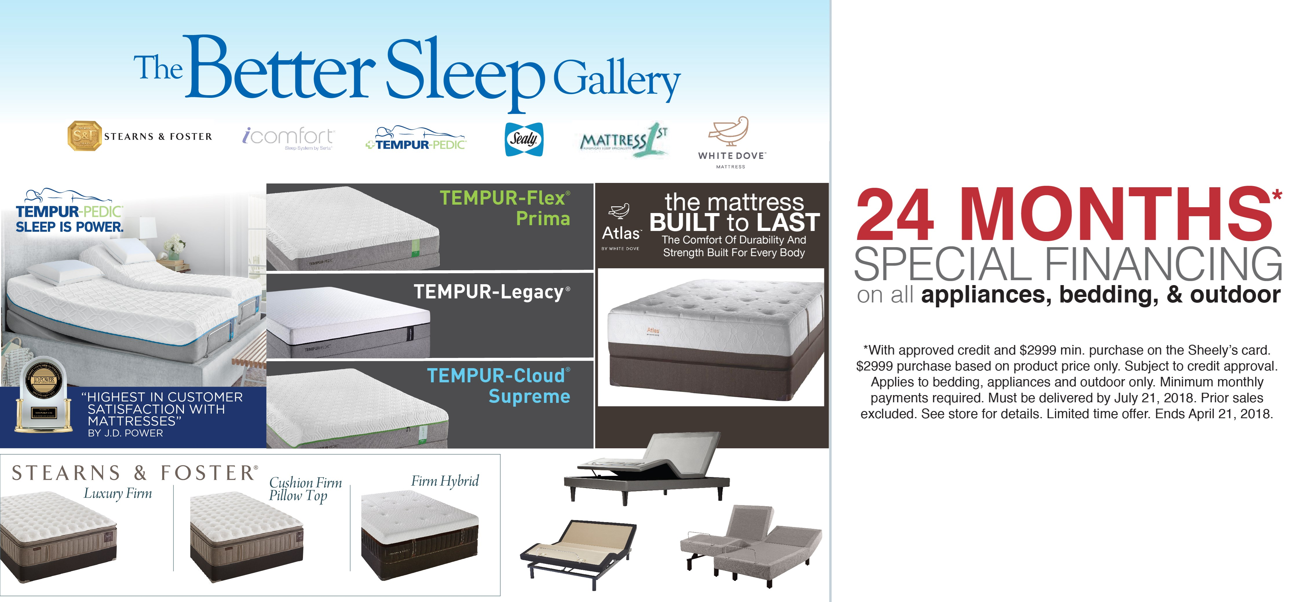 MARCH - BEDDING & APPLIANCE - 2