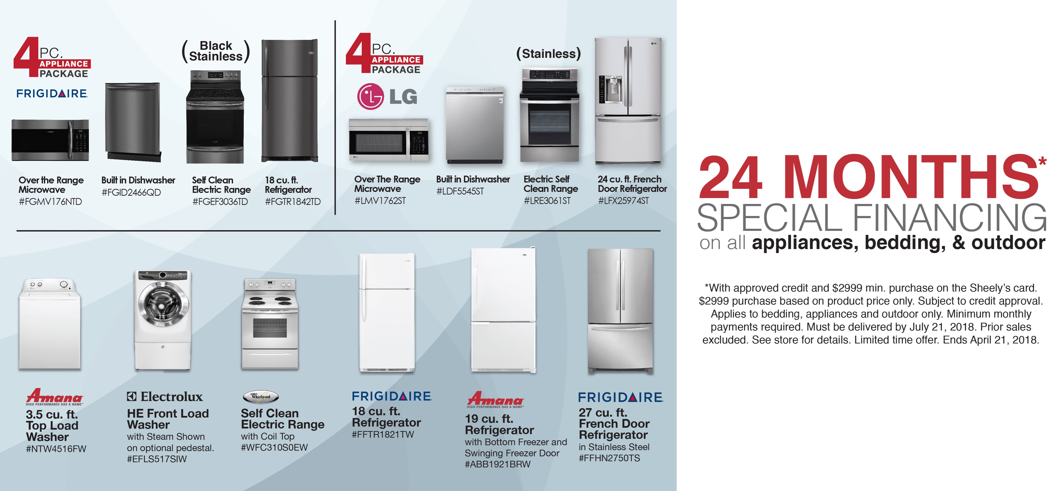 MARCH - BEDDING & APPLIANCE - 3