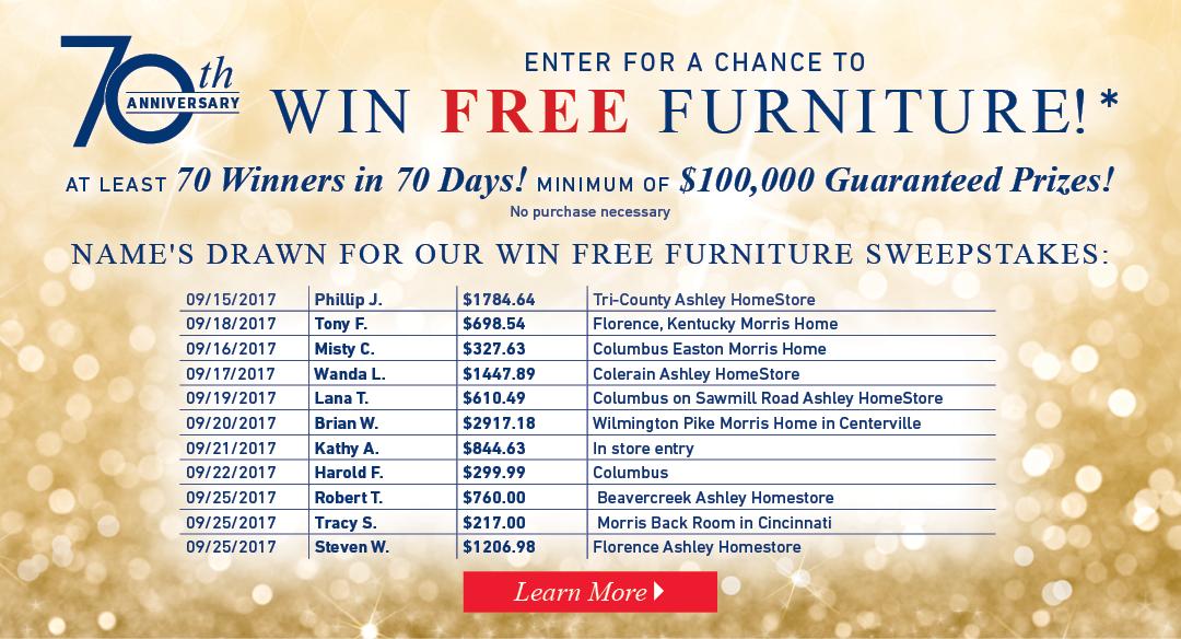Win Free Furniture