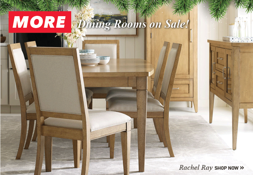 Rachel Ray dining