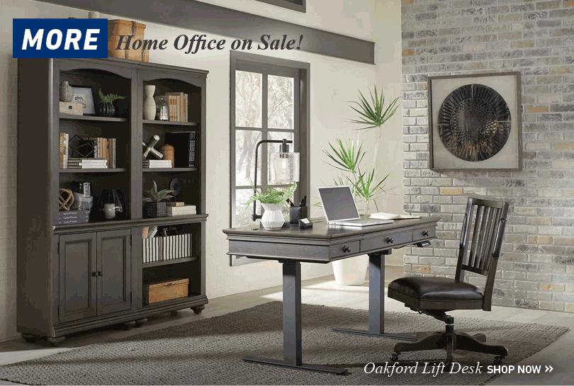 Oakford Lift Desk