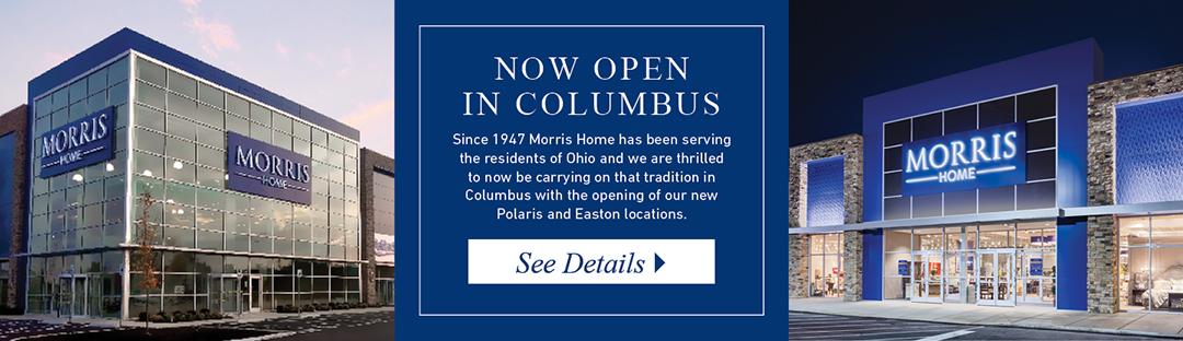 Now Open in Columbus