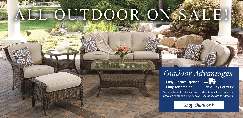 Outdoor Sale
