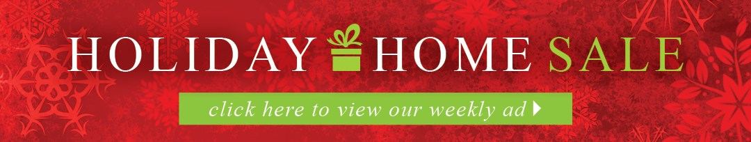 View the Holiday Home Sale Ad