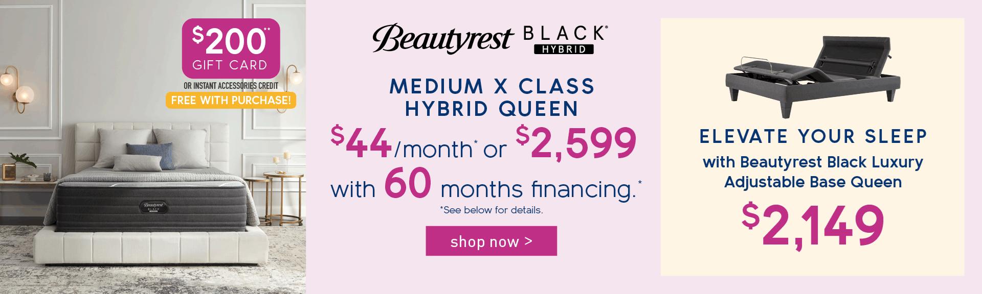 Beautyrest Black Hybrid