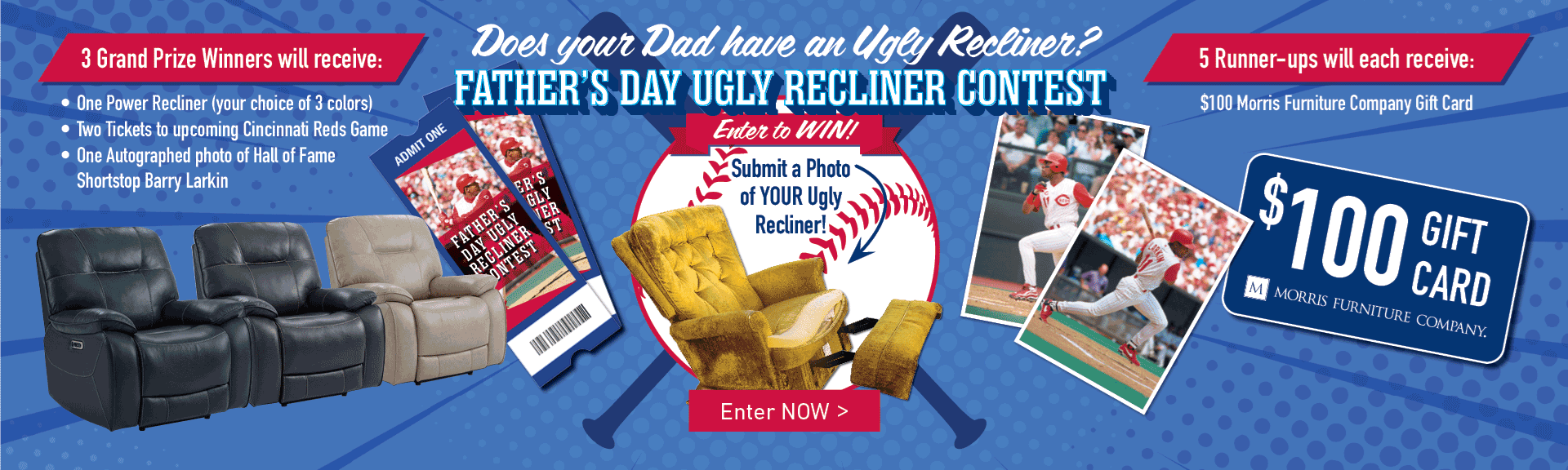 Ugly Recliner Contest