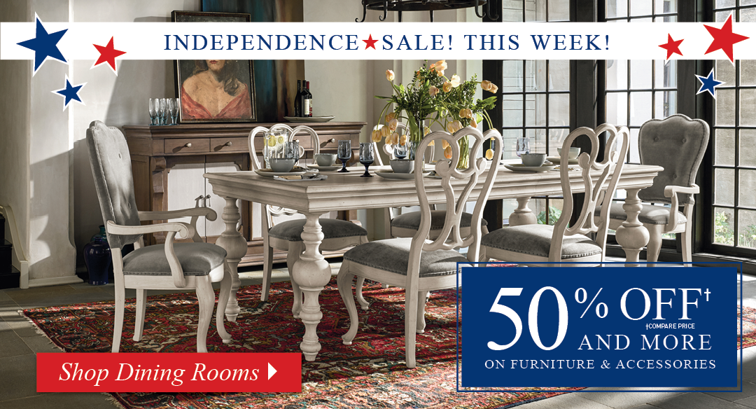 Dining Rooms on SALE