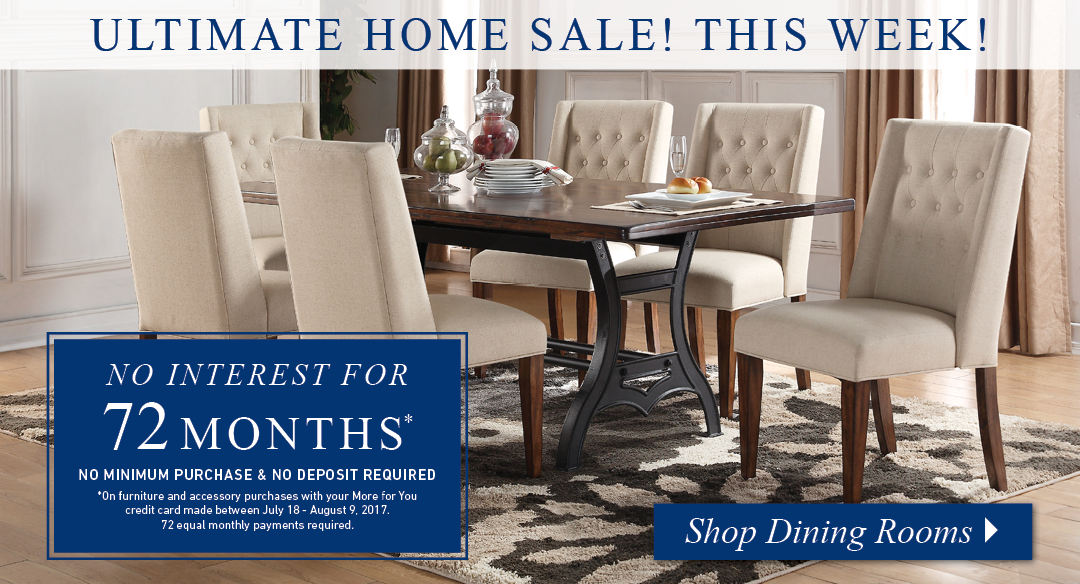 All Dining Rooms on Sale