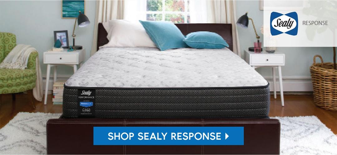 Shop Sealy Response