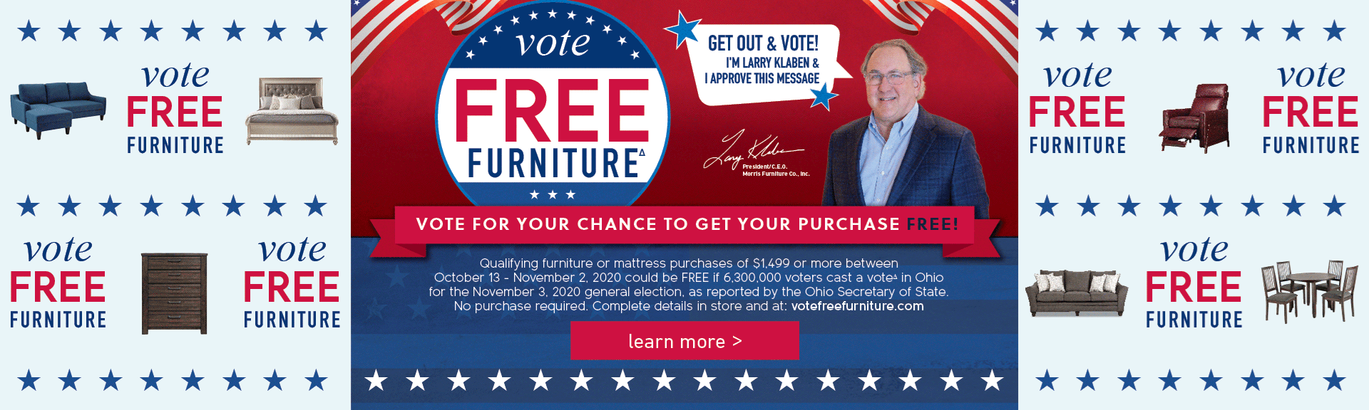Vote Free Furniture