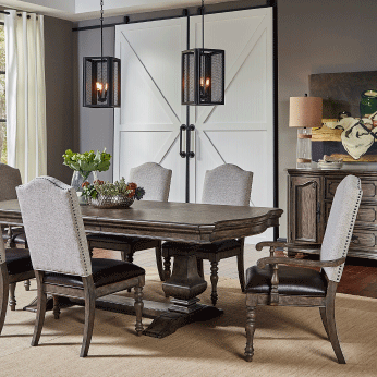 Heirloom Classic dining room