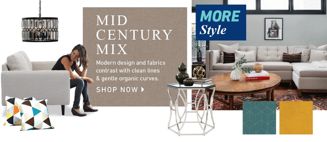 Mid-Century Mix