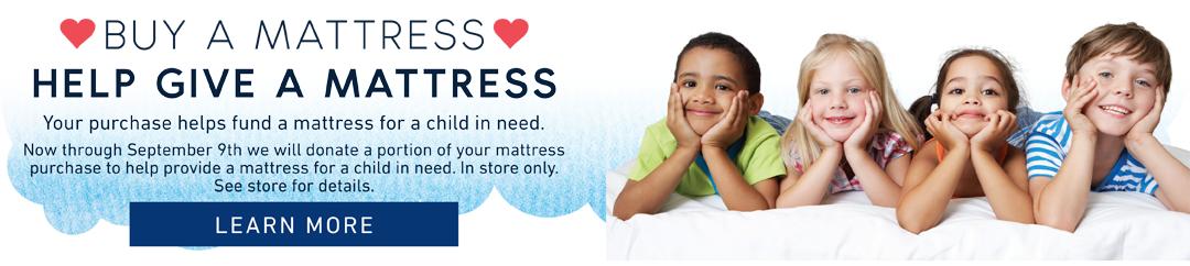 buy a mattress give a mattress