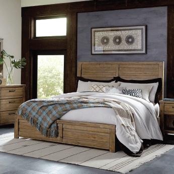 Global Market bedroom