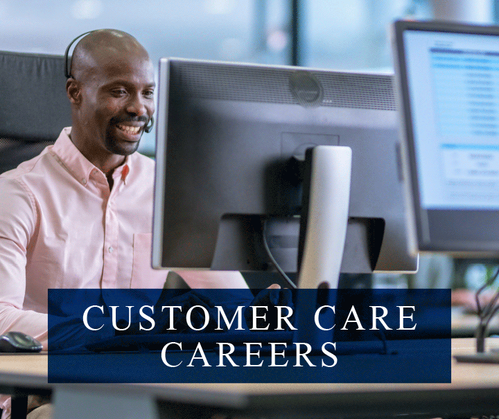 Customers Care Careers Mobile