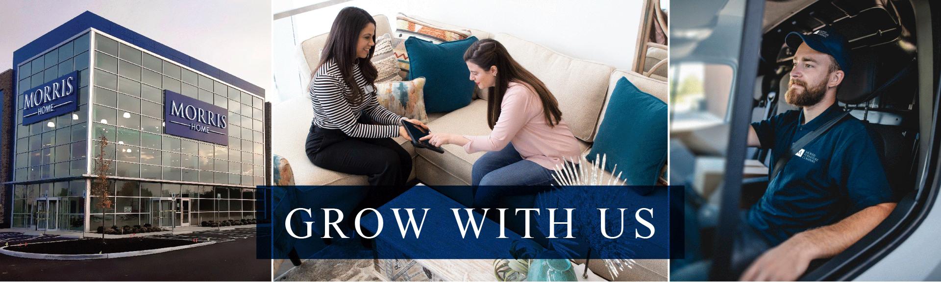 Grow With Us Desktop