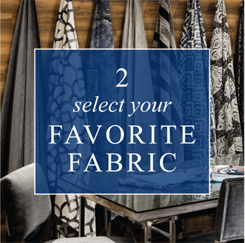 select your favorite fabric