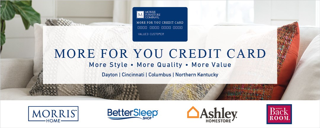 making homes great credit card - Home Furniture Financing