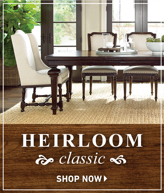 shop Heirloom Classic style