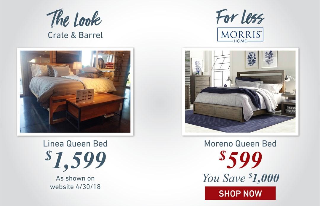 Moreno Queen Bed