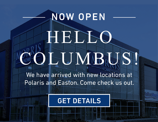 Now open in columbus