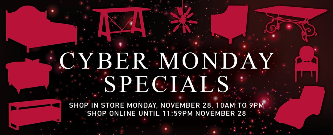 Cyber Monday : Morris Home