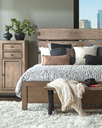 Genial Urban Loft Bedroom