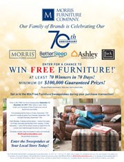 Win Free Furniture circular