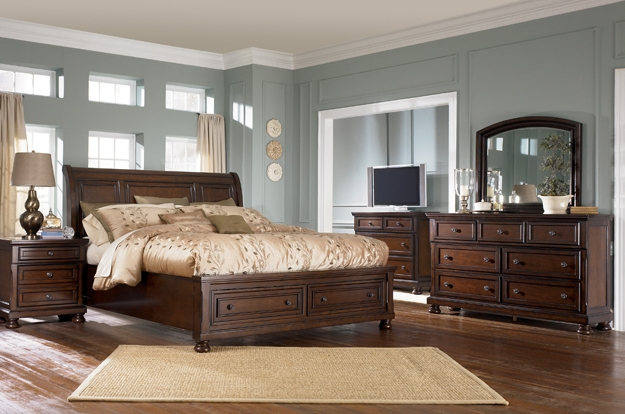 Find the bedroom suite that's right for you. You'll enjoy browsing our selection of beds of all sizes, dressers, chests, nightstands, and armoires.  Priced for every budget.