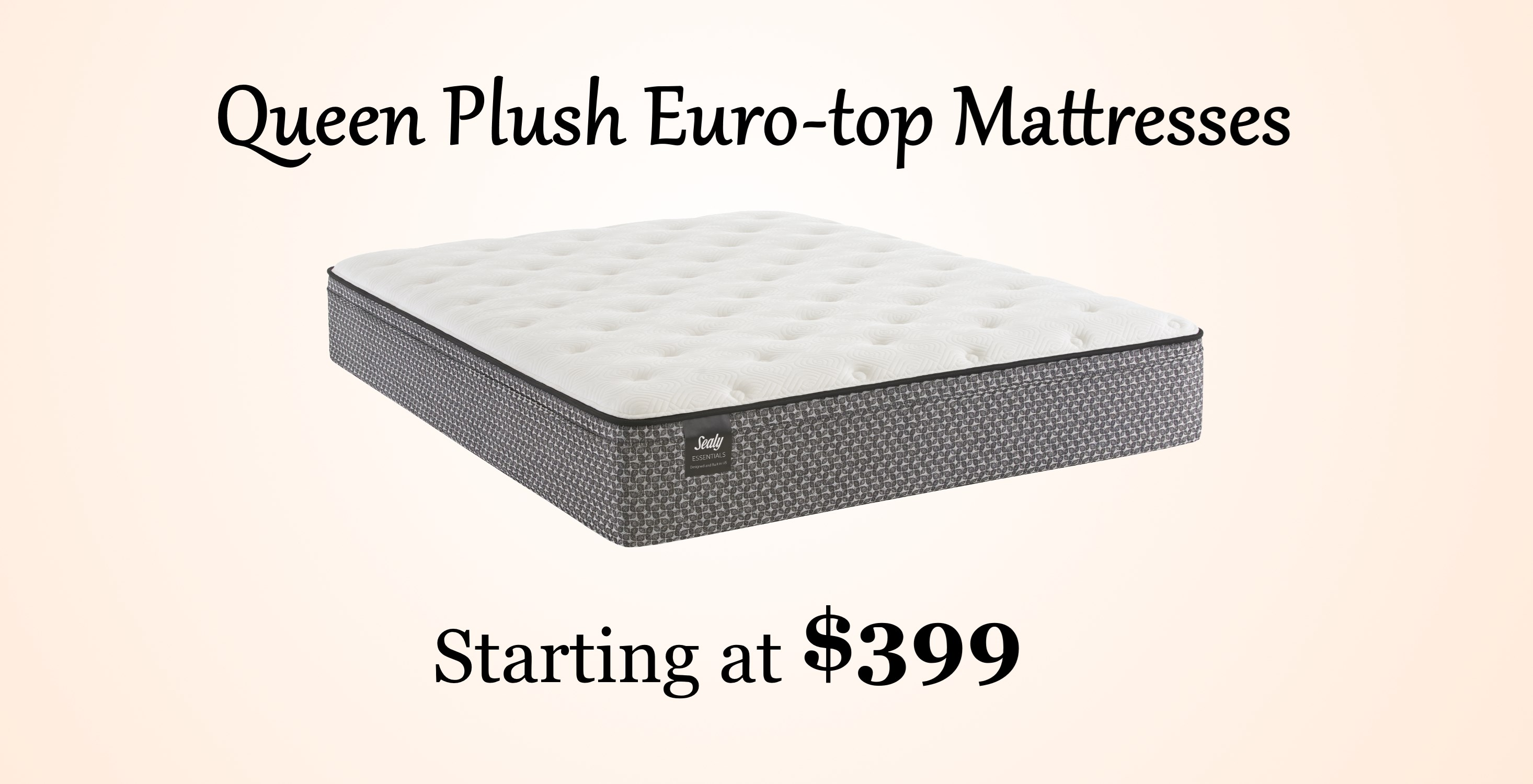Happiness Mattress for $399