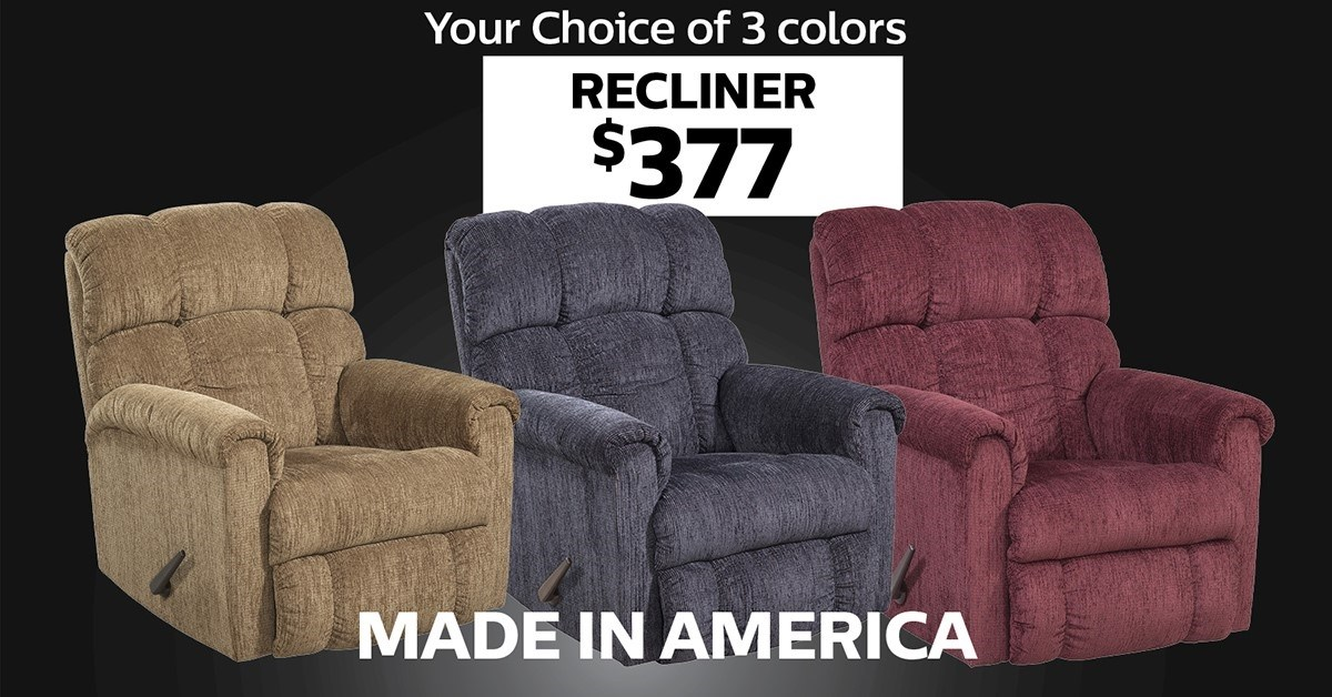 Homestretch Recliners