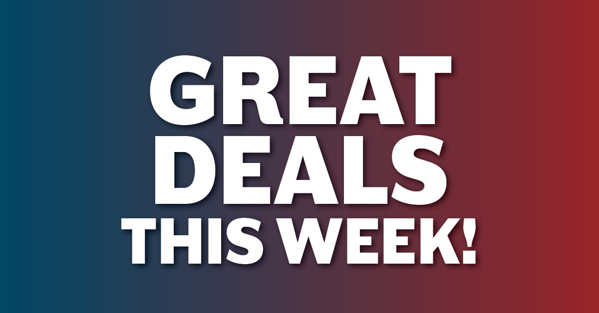 Great Deals This Week!