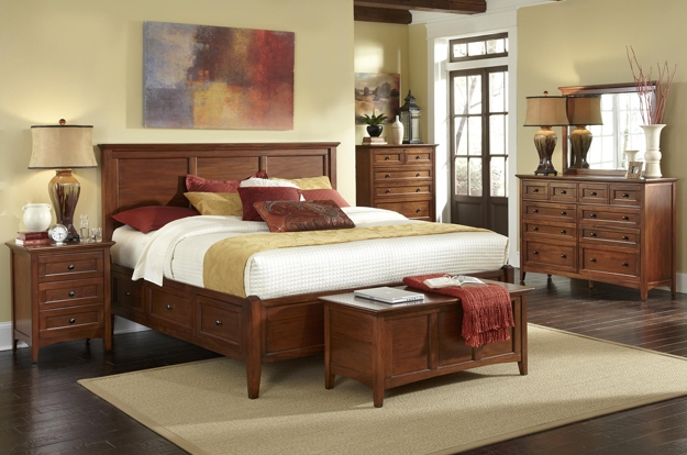 Rife's Home Furniture has the area's largest selection of bedroom furniture. From bunks and lofts to Queen and King beds, chests, dressers, nightstands, and armoires, you can find it at Rife's.