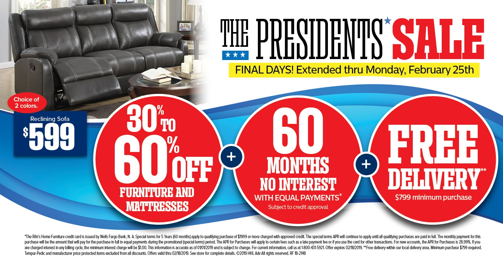 Presidents Sale Final Days