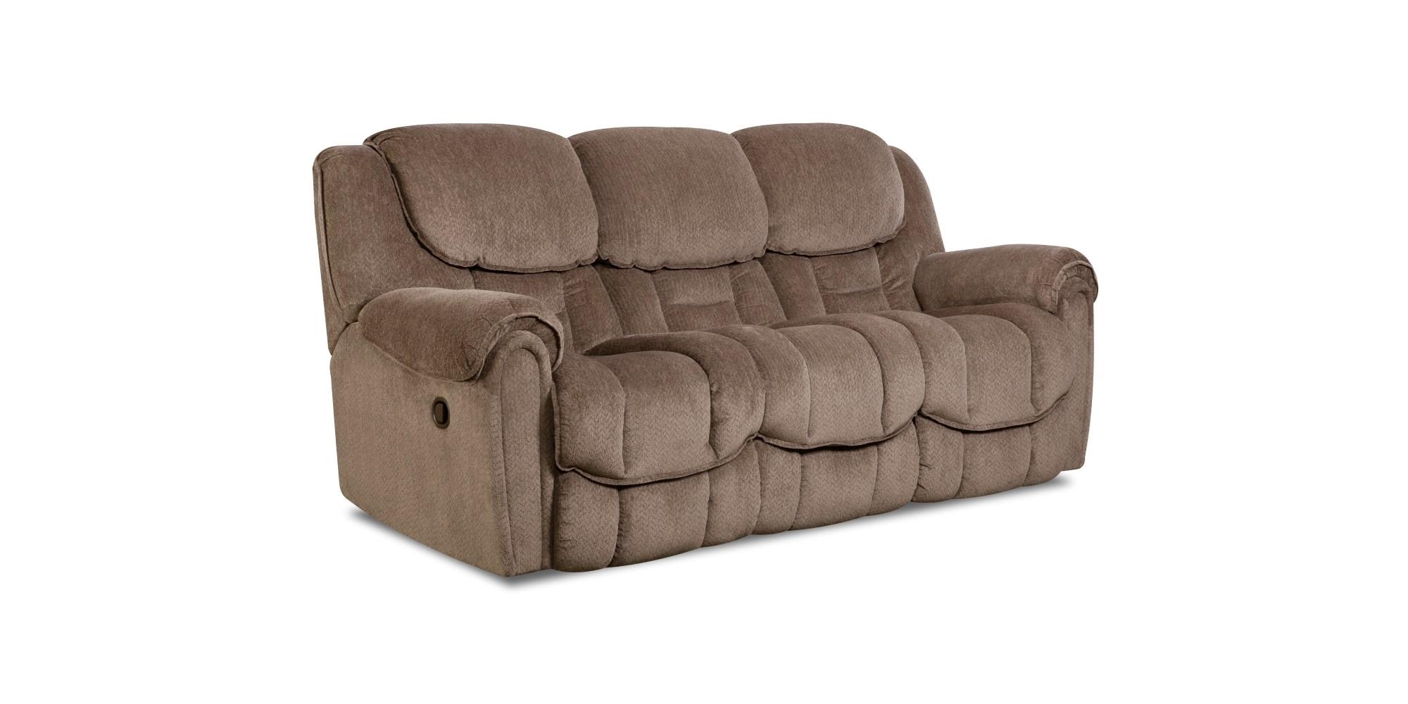 Del Mar Double Reclining Sofa