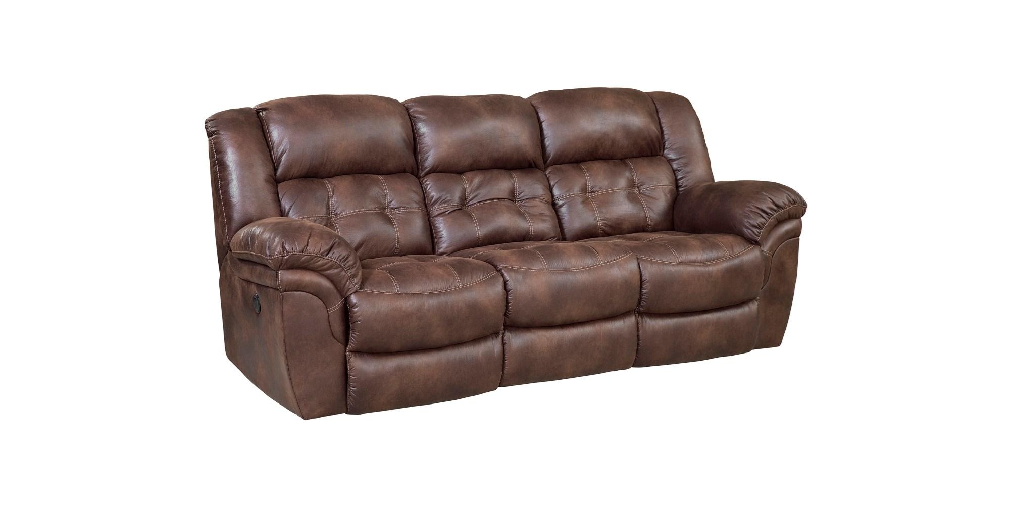 129 Casual Reclining Sofa